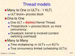 thread models1