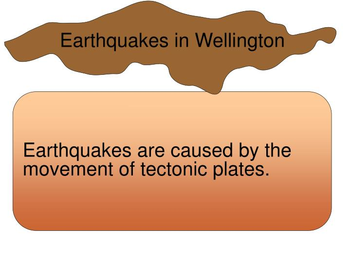 earthquakes in wellington n.