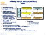 berkeley storage manager bestman lbnl