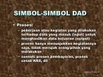 simbol simbol dad1