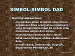 simbol simbol dad2