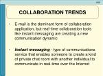 collaboration trends
