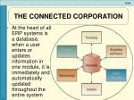 the connected corporation4