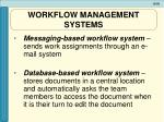 workflow management systems1