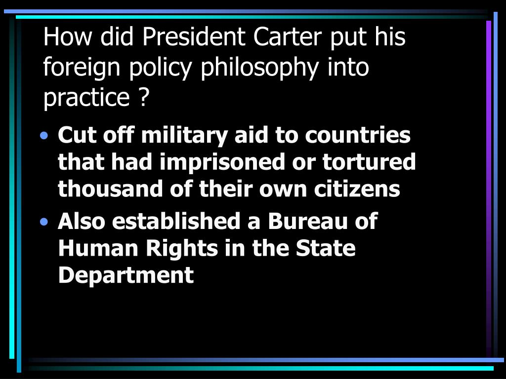 countrys foreign policy philosophy - HD1024×768