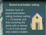 board and batten siding1