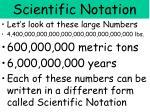 scientific notation2