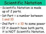 scientific notation3