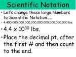 scientific notation4