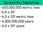 scientific notation5