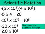 scientific notation6