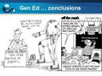 gen ed conclusions1