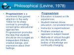 philosophical levine 19782