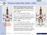 p rubov ventily vvf61 vxf61 v pn40