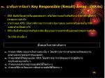 key responsible result areas kras