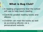 what is bug club