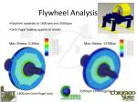 flywheel analysis