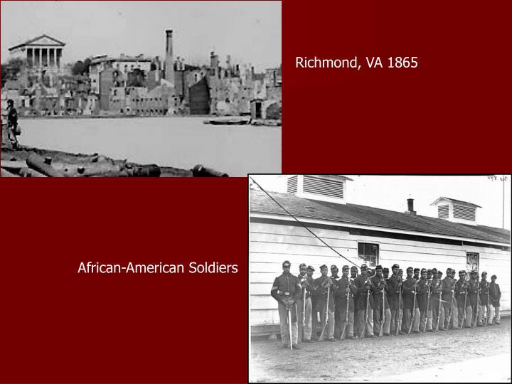 Richmond, VA 1865