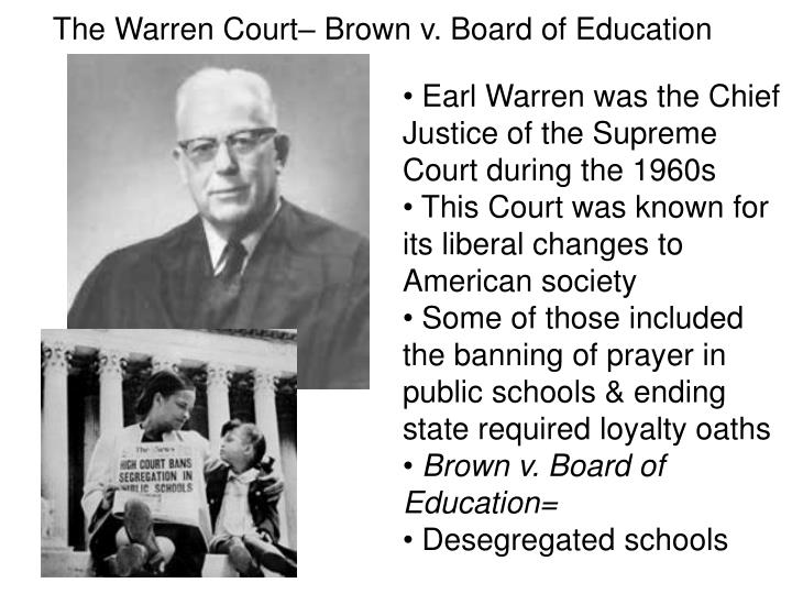 earl warren changing america through judicial power Judicial excellence after earl warren by daniel frost no justice is perfect, but canonizing certain justices can provide a useful standard against which we can evaluate other justices.