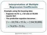 interpretation of multiple regression coefficients3