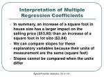 interpretation of multiple regression coefficients5