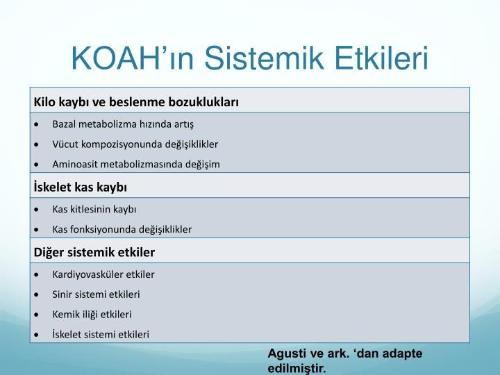 KOAH'ın