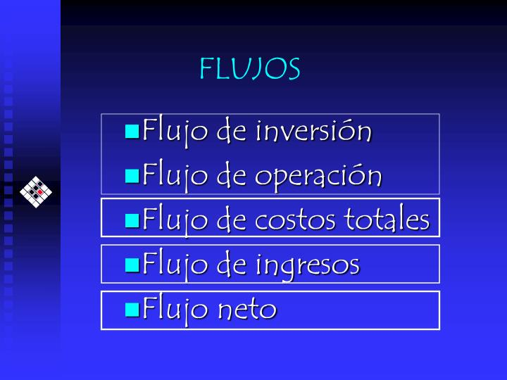 FLUJOS