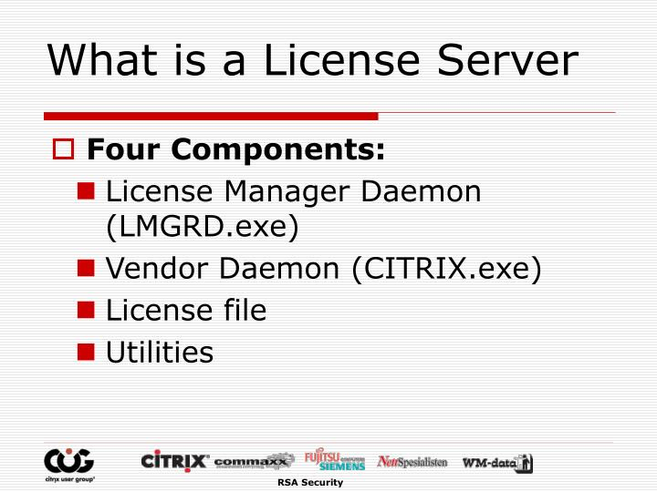 What is a License Server