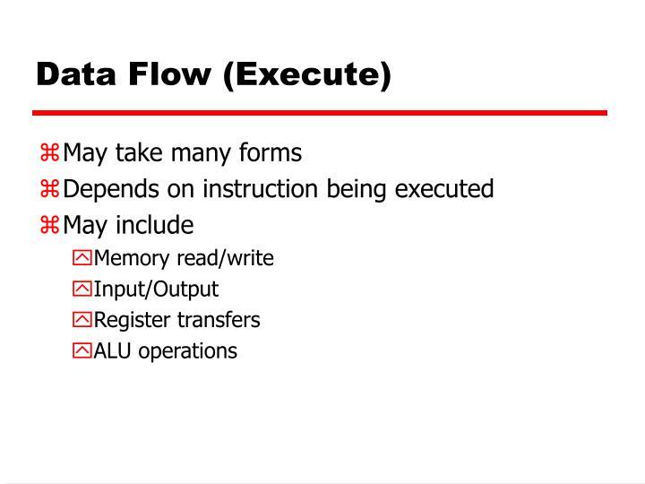 Data Flow (Execute)