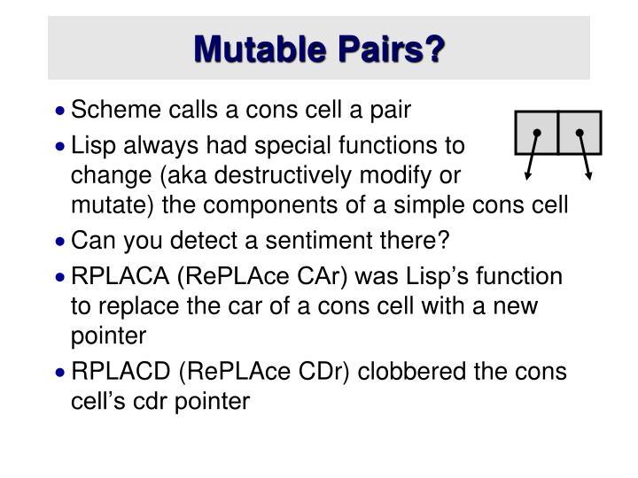 scheme pair scheme pair ppt scheme in scheme powerpoint