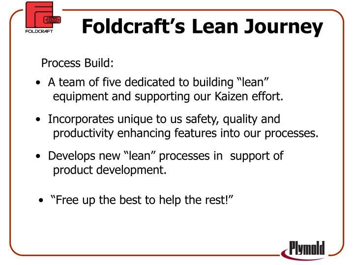 Foldcraft's