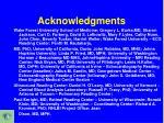 acknowledgments1