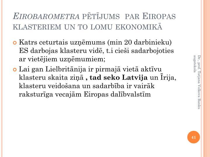 Eirobarometra