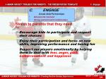 a minor hockey toolbox for parents the presentation template c engage4