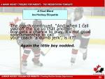 a minor hockey toolbox for parents the presentation template6
