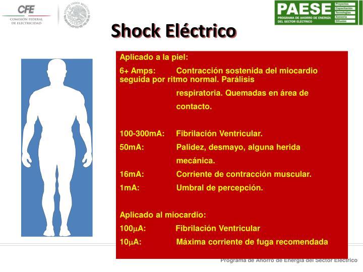 Shock Eléctrico