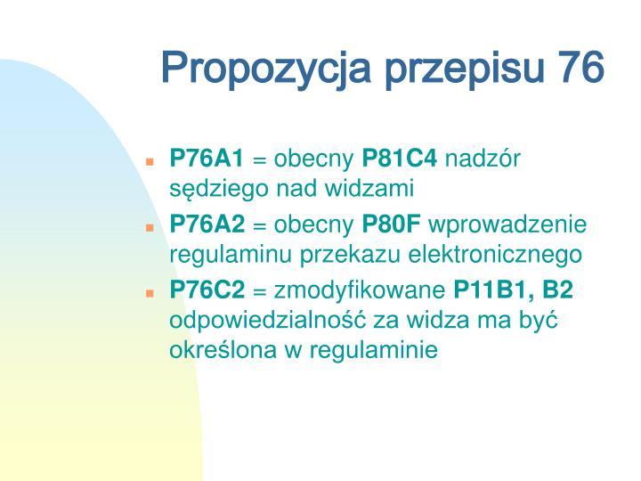 Propozycja przepisu 76