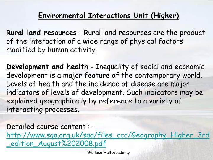 human geography landscapes of human activities 12th edition pdf