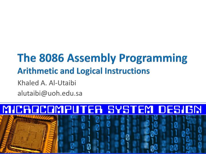programmers model of 8086 This video is unavailable watch queue queue watch queue queue.