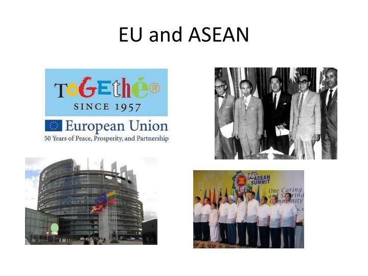 EU and ASEAN