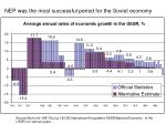 nep was the most successful period for the soviet economy