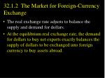 32 1 2 the market for foreign currency exchange5