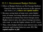 32 3 1 government budget deficits2