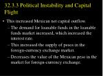 32 3 3 political instability and capital flight3