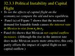 32 3 3 political instability and capital flight4