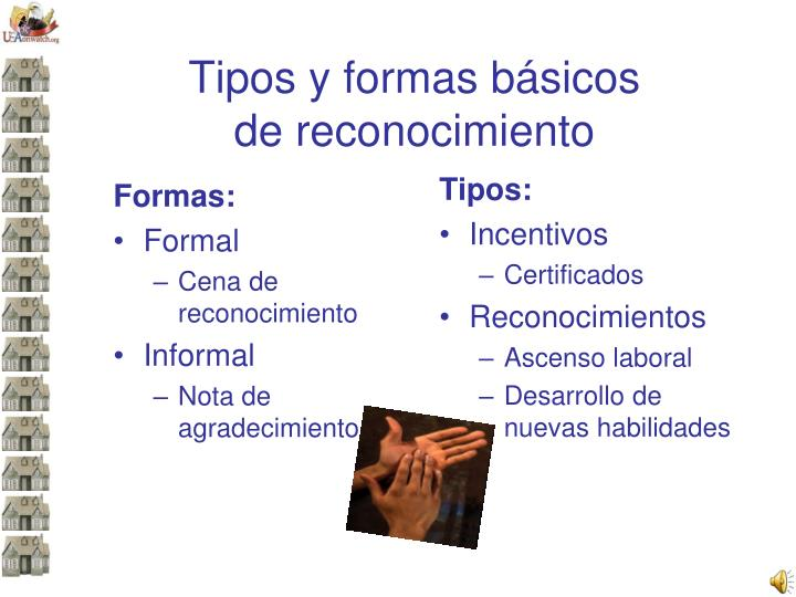 Tipos: