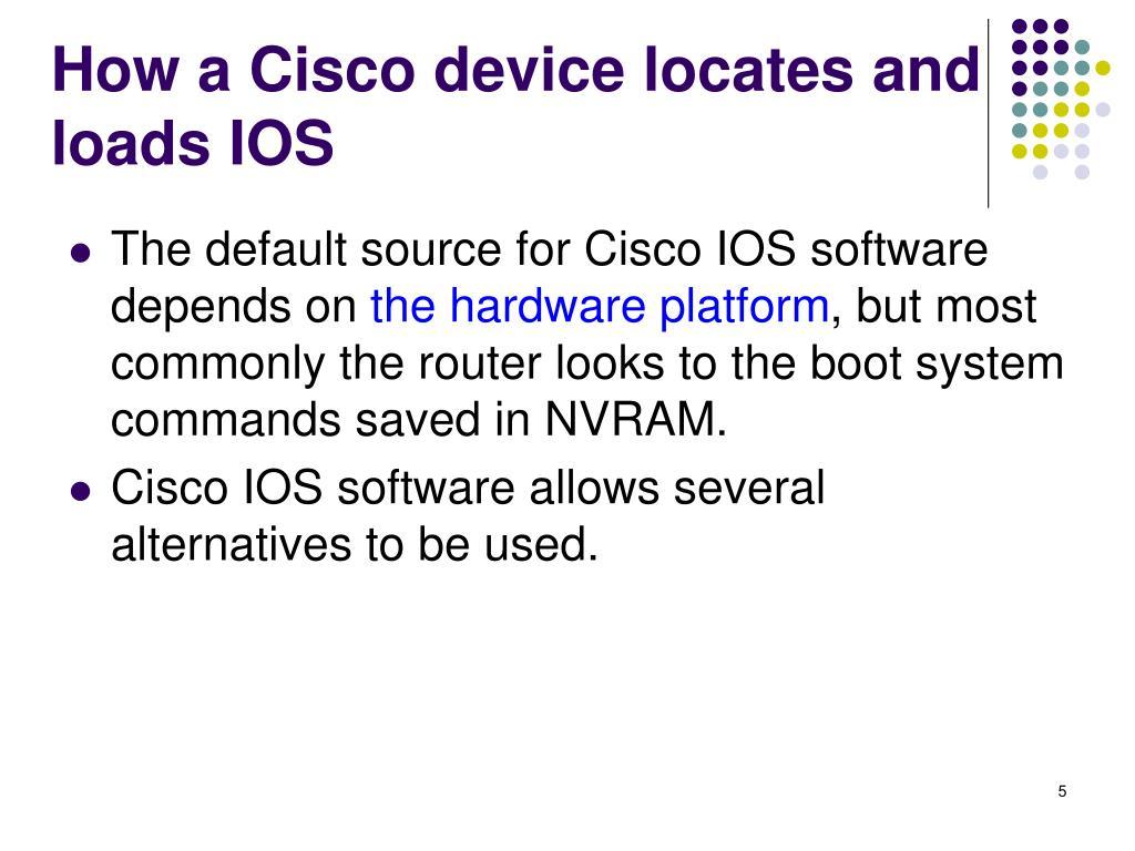 Cisco 4331 Boot To Rommon