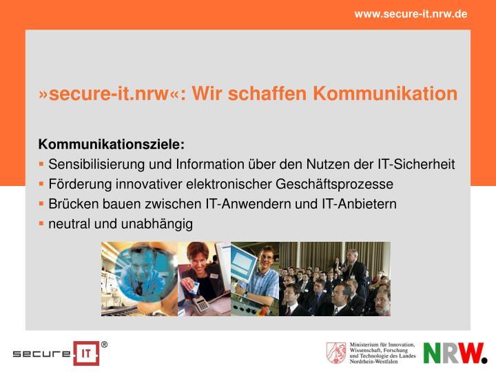 Www.secure-it.nrw.de