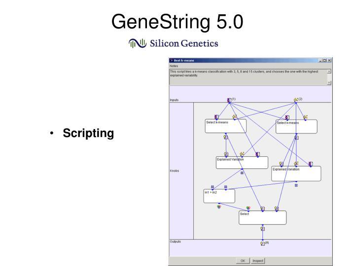 GeneString 5.0