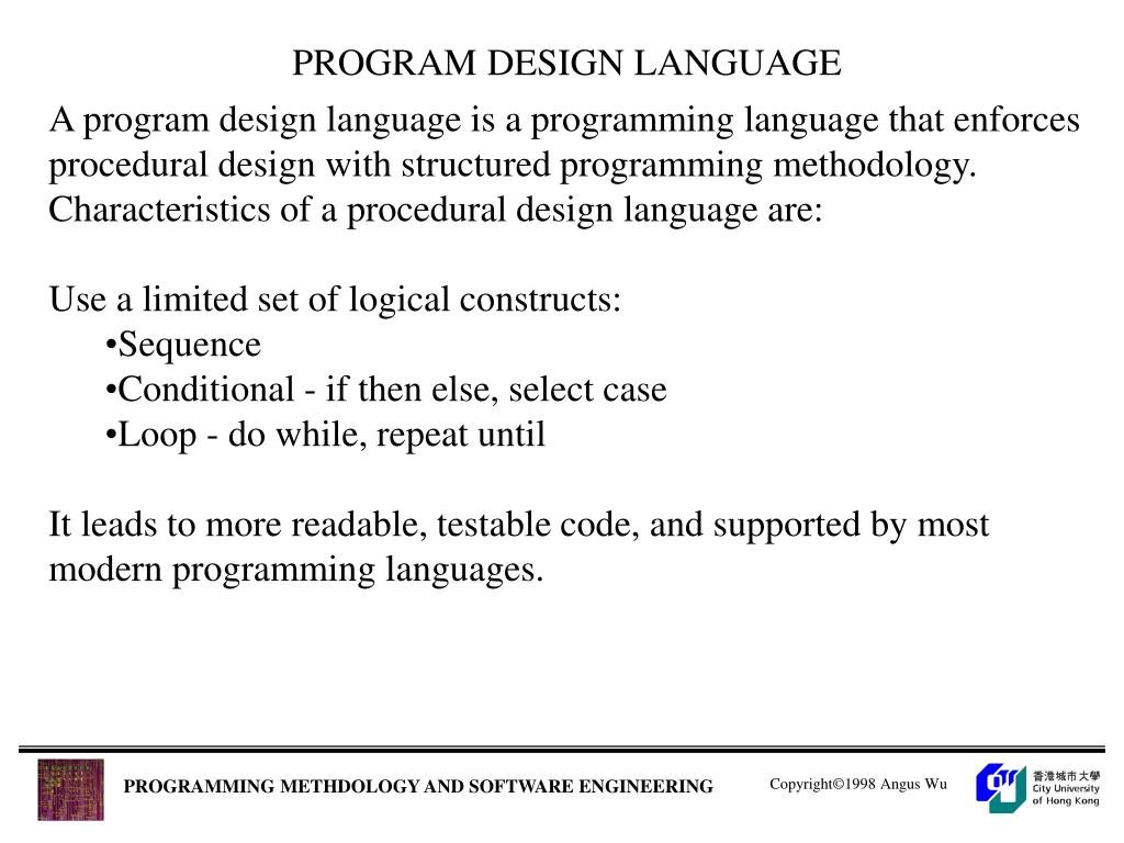 Ppt Ee 31331 Programming Methodology And Software Engineering Powerpoint Presentation Id 5648731